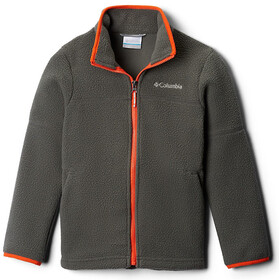 Columbia Rugged Ridge Sherpa Full-Zip Jacke Jungen grill